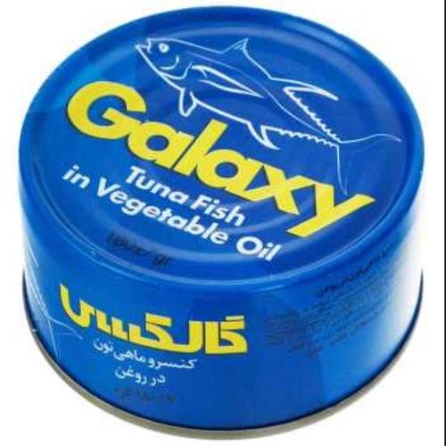 تن ماهی گالکسی(پک سه عددی)