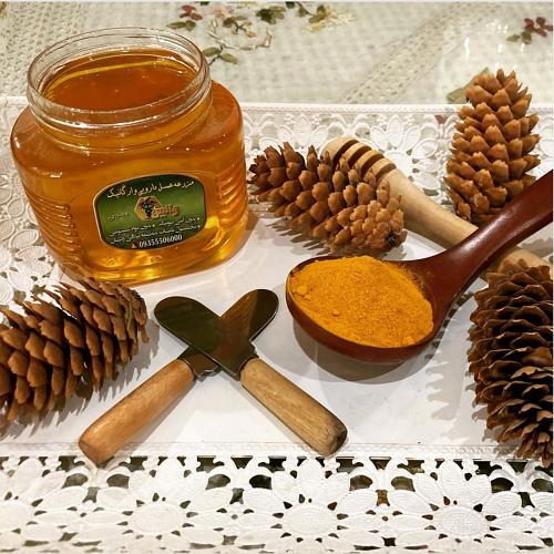 عسل یک کیلویی