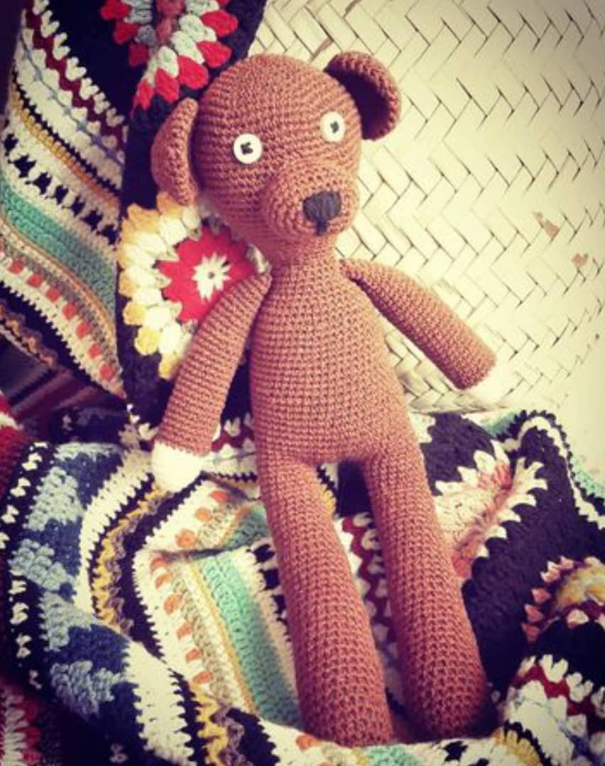 خرس مستربین